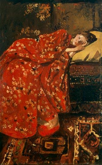 The_red_kimoni