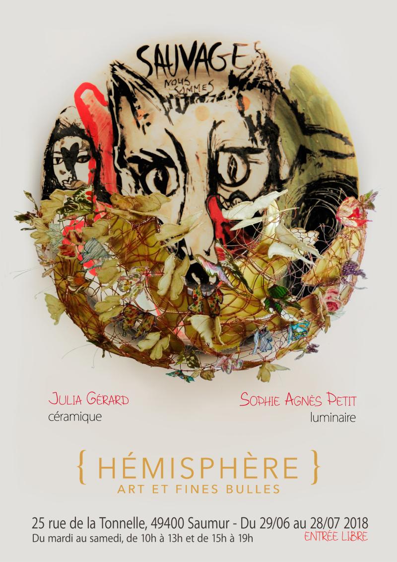 Invitation juillet Hémisphère